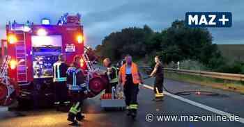 Unfall in Wismar: Brandenburger verursacht Crash mit zwei Toten - Märkische Allgemeine Zeitung