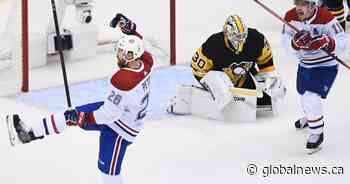Call of the Wilde: Pittsburgh Penguins even series against the Montreal Canadiens
