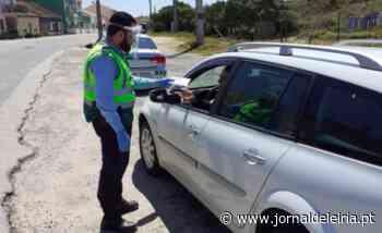GNR do distrito de Leiria fez 32 detenções em flagrante delito - Jornal de Leiria