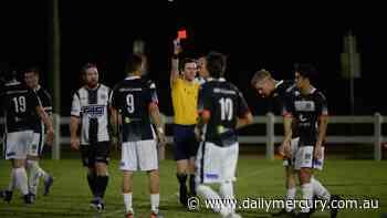 Red card drama in Mackay Premier League thriller - Daily Mercury