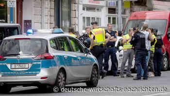 Überfall auf Geldtransporter in Berlin