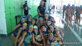 Velletri-Pallanuoto - Under 15, F&D Waterpolis, le ragazze di Di Zazzo vincono 9-8 contro la SIS - Castelli Notizie