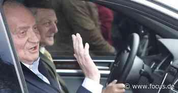 Royals: Spaniens Ex-König Juan Carlos wohl heimlich ausgereist - FOCUS Online