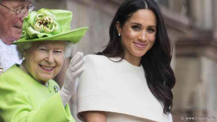 Von wegen Streit: Royals gratulieren Herzogin Meghan zum Geburtstag - t-online.de
