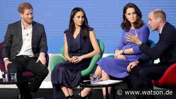 Royals: Deshalb ist William seit dieser Woche stinksauer auf Harry - watson