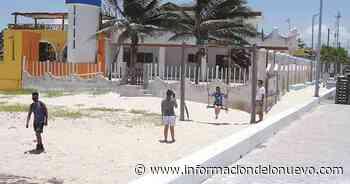 Progreso recibió a paseantes el domingo pese al coronavirus - Libertad de Expresión Yucatán