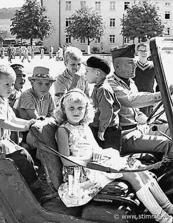 Amerikaner prägten die Stadt mit: Memories of Heilbronn - STIMME.de - Heilbronner Stimme