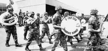 Zapfenstreich der US-Army gab Heilbronn 1992 einen Schub - Heilbronner Stimme