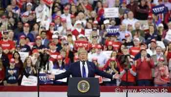 """US-Demoskop analysiert Wahlchancen: """"Ein Trump-Sieg wäre immer noch möglich"""" - DER SPIEGEL"""