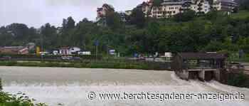 Nach Hochwasser-Lage in Berchtesgaden: Bürgermeister gibt über Facebook Entwarnung - Berchtesgadener Anzeiger