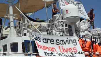 Flucht und Migration - Hilfsorganisationen warnen vor einer Zuspitzung der Lage im Mittelmeer - Deutschlandfunk