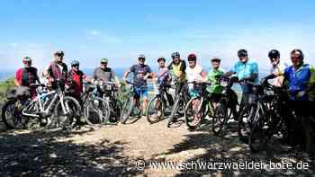 Albstadt: Radler des Albvereins Laufen erkunden Albstadt - Albstadt - Schwarzwälder Bote