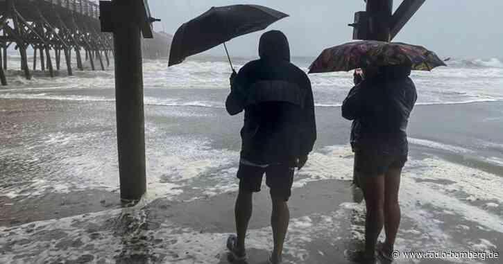 Tropensturm «Isaias» fegt über US-Ostküste