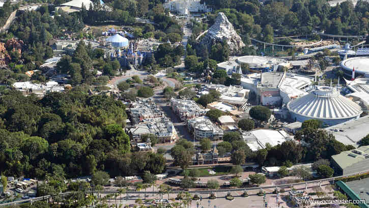 Is there any hope for Southern California theme parks?