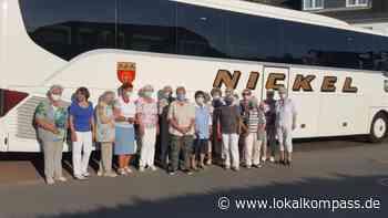 Caritas Herten macht Pflegedürftigen und Senioren eine Freude: Mit Hygienekonzept nach Bad Kissingen, Norderney und Lindau - Herten - Lokalkompass.de