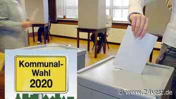 Herten: Bürgermeisterkandidaten bei der Kommunalwahl 2020 - 24VEST