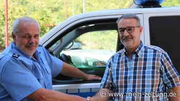 Cochemer Polizei verabschiedet Jürgen Schneider - Kreis Cochem-Zell - Rhein-Zeitung
