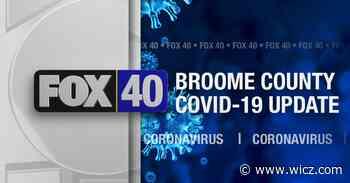 Broome County Reaches 1000 Positive Coronavirus Cases - FOX 40 WICZ TV - WICZ