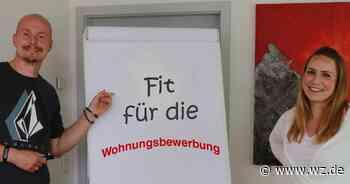 Caritas Mettmann macht in Kursus fit für die Wohnungs-Bewerbung - Westdeutsche Zeitung