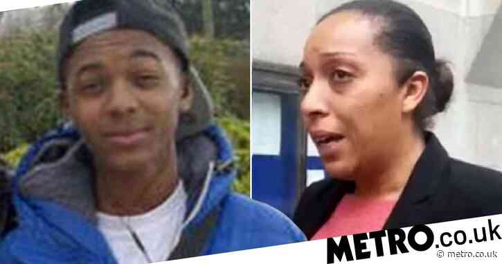 "The mother of a murdered teenager wants life-saving ""bleeding sets"" on the street to stab the victims"