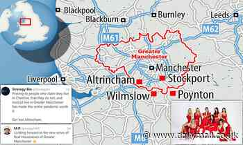 The blockade of Manchester triggers an identity crisis in north-west England