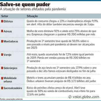 BNDES recalibra socorro às grandes na pandemia - Valor Econômico