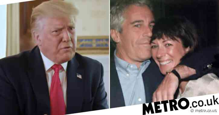 Donald Trump suggests that Jeffrey Epstein was murdered in a car accident television interview