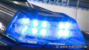 Polizeibericht: Faustgroßer Stein landet auf der Motorhaube - Main-Post
