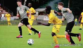 Fußball: Ohne Ersatzspieler in die letzte Partie - Nordwest-Zeitung