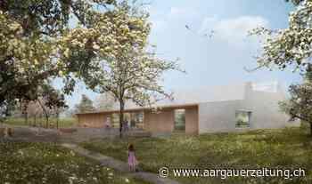 Für 8.7 Millionen: Das steuergünstige Staufen will sich eine Doppel-Sporthalle leisten - Aargauer Zeitung