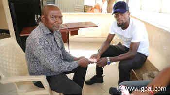 Chama: Simba SC's Zambian midfielder donates Tsh.1M to orphanage