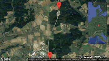 Ellwangen (Jagst): Linke Spur gesperrt auf A 7 zwischen Aalen/Westhausen und Ellwanger Berge in Richtung Würzburg - Staumelder - Zeitungsverlag Waiblingen