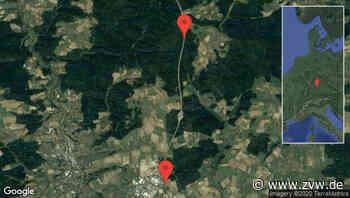 Ellwangen (Jagst): Verkehrsproblem auf A 7 zwischen Aalen/Westhausen und Virngrundtunnel in Richtung Würzburg - Staumelder - Zeitungsverlag Waiblingen