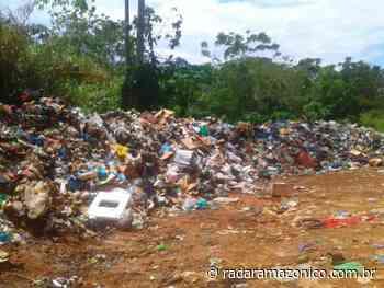 MPE quer regularizar descarte de lixo em Santa Isabel do Rio Negro - radar amazonico