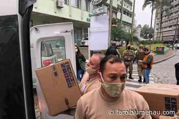 """Hospital Santa Isabel fala de """"momento crítico"""" em comunicado - Farol Blumenau"""