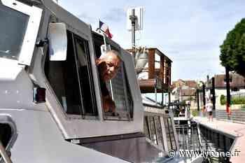 A Sens, le nouveau ponton flottant charme les plaisanciers - L'Yonne Républicaine