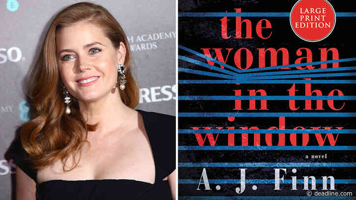 Netflix Negotiating For 'The Woman In The Window' With Amy Adams; Last Fox 2000 Elizabeth Gabler Project Will Be Let Go By Disney - Deadline