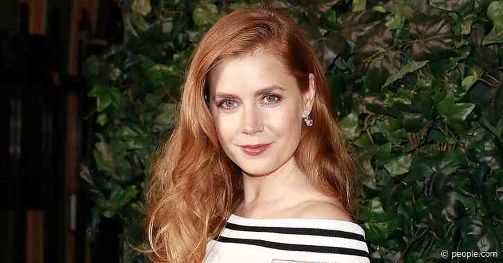 Amy Adams to Play a Woman Who Believes She's Turning Into a Dog in Nightbitch - PEOPLE