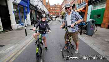 Traffic may be banned in Grafton St area as pedestrianised streets help boost business - Independent.ie