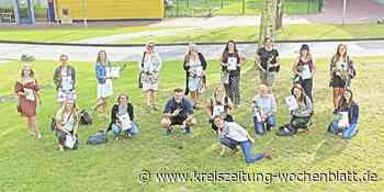 Ausbildung geschafft: Zukünftige Erzieher der Stader Jobelmannschule nahmen Zeugnisse in Empfang - Kreiszeitung Wochenblatt