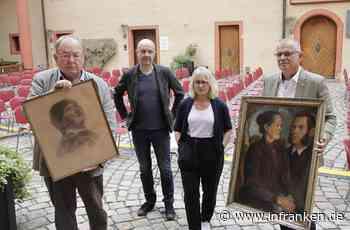 Bilderspende für das Pfalzmuseum: Georg Mayer-Franken kehrt heim nach Forchheim