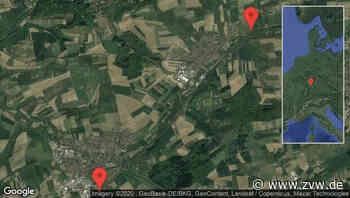 Oberderdingen: Gefahr durch kaputtes Fahrzeug auf B 293 zwischen Bretten-Bauerbach und Zaisenhausen in Richtung Eppingen - Zeitungsverlag Waiblingen