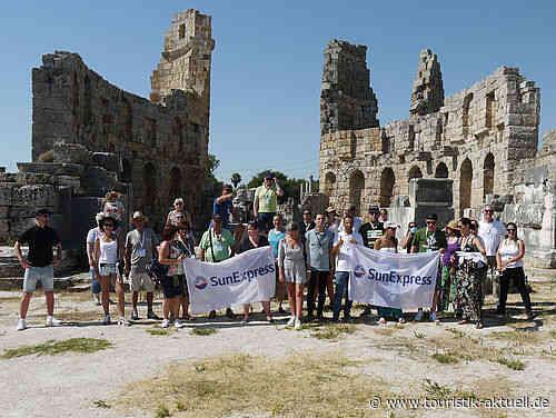 Türkei: Antalya und Ägäis ohne Reisewarnung