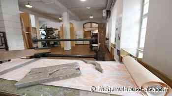 Rixheim : de l'architecture au musée du papier peint !   m2A et moi ! Le mag de Mulhouse Alsace Agglomération - m2A et moi ! Le mag de Mulhouse Alsace Agglomération
