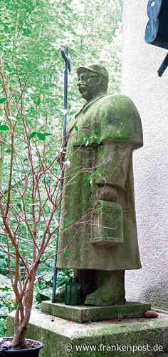 Der Rehauer Nachtwächter, in Stein gehauen - Frankenpost