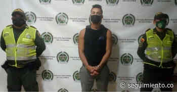 Capturan a joven por hurto calificado agravado en Guamal - Seguimiento.co