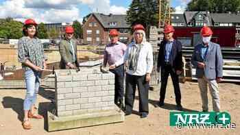 Grundstein für Neubau der Gesamtschule Emmerich gelegt - NRZ