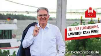 Kommunalwahl 2020 in Emmerich am Rhein - Unser Bürgermeisterkandidat: Diplom-Verwaltungswirt Joachim Sigmund - Emmerich am Rhein - Lokalkompass.de