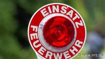 Emmerich: Feuerwehr befreit nach Unfall auf A3 eine Person - NRZ