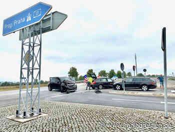 Fünf Verletzte auf B172 bei Dohna - Radio Dresden